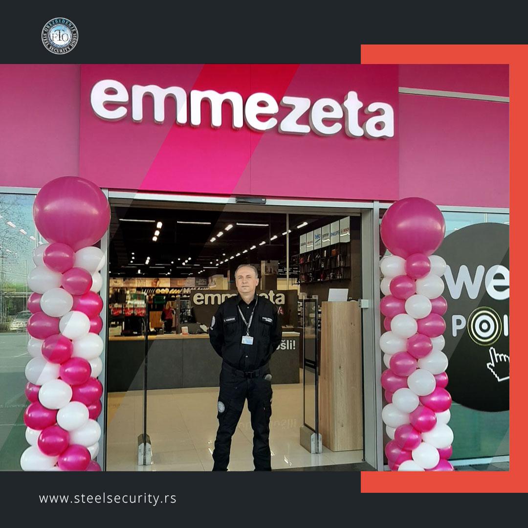 Emmezeta - novi poslovni partner