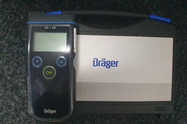 DRAGER Alcotest 6820